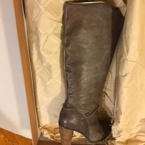 NEW IN BOX Diesel Women's Leather Boots